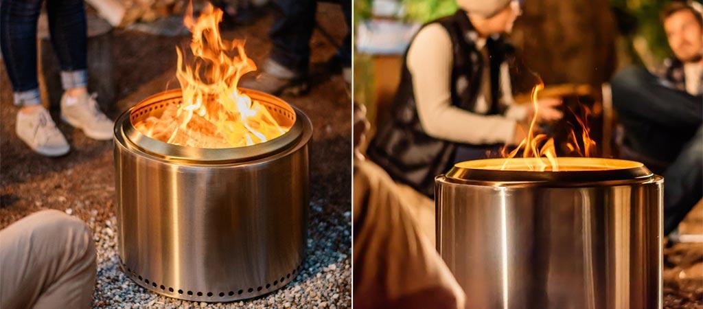 Solo Stove Bonfire | The World's Most Unique Fire Pit