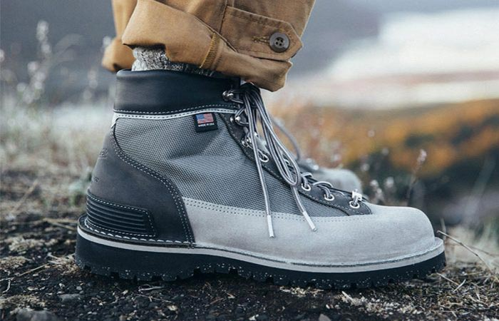 The Danner Light Pioneer From The Side