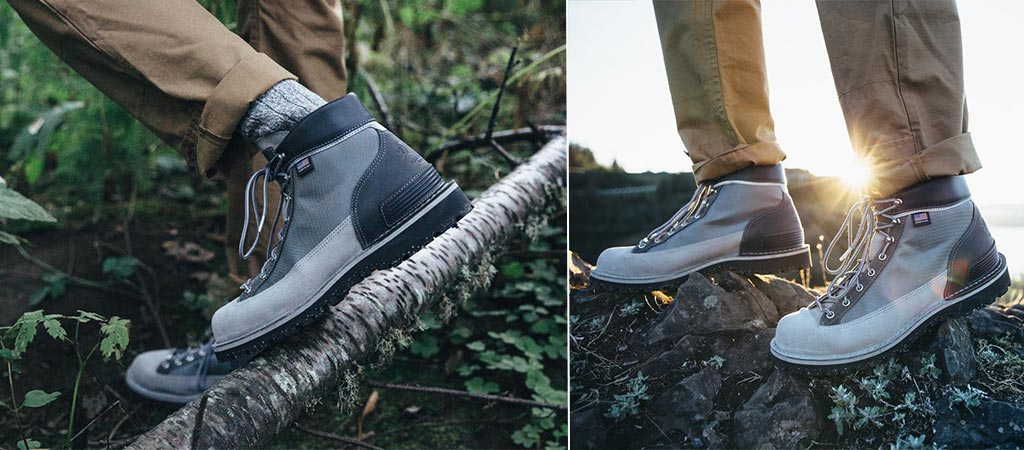 The Danner Light Pioneer | Danner X New Balance Hiking Boots