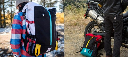 Topo Designs Mountain Rolltop