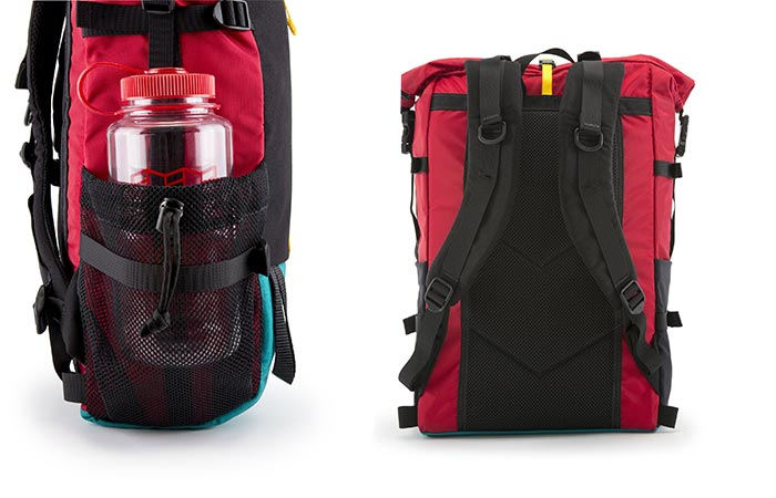 Features Of Topo Designs Mountain Rolltop