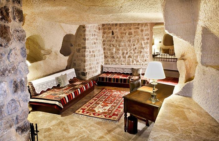 Yunak Evleri Cappadocia Hotel Bedroom