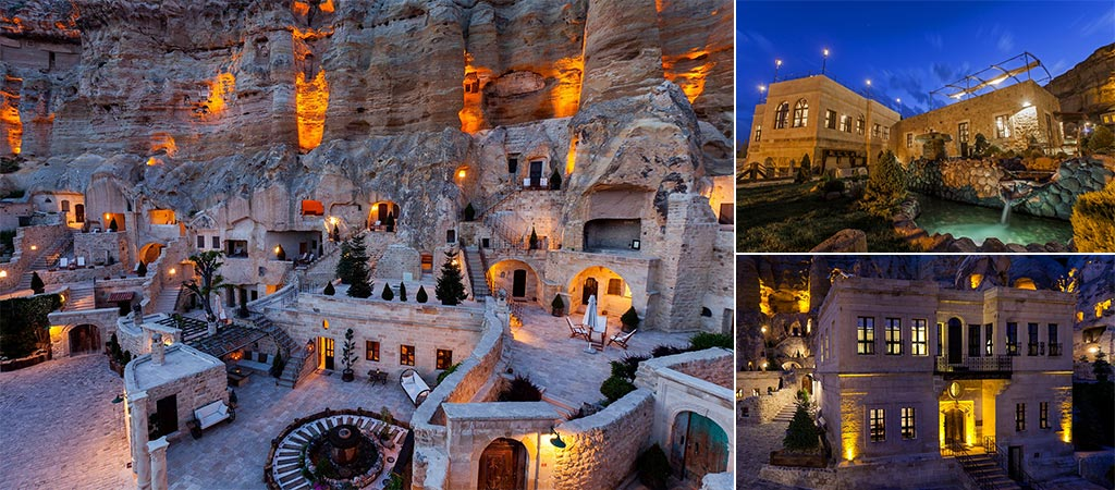 Yunak Evleri Cappadocia Hotel