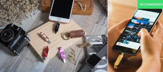 iKlips Duo+ | Extendable Storage For Your iPhone