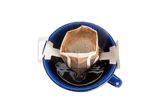 Libra Pourtable made in a mug
