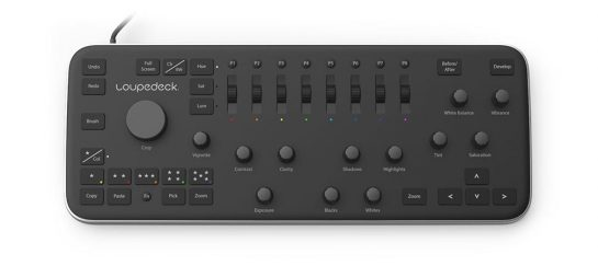 Loupedeck | Revolutionary New Console For Adobe Lightroom
