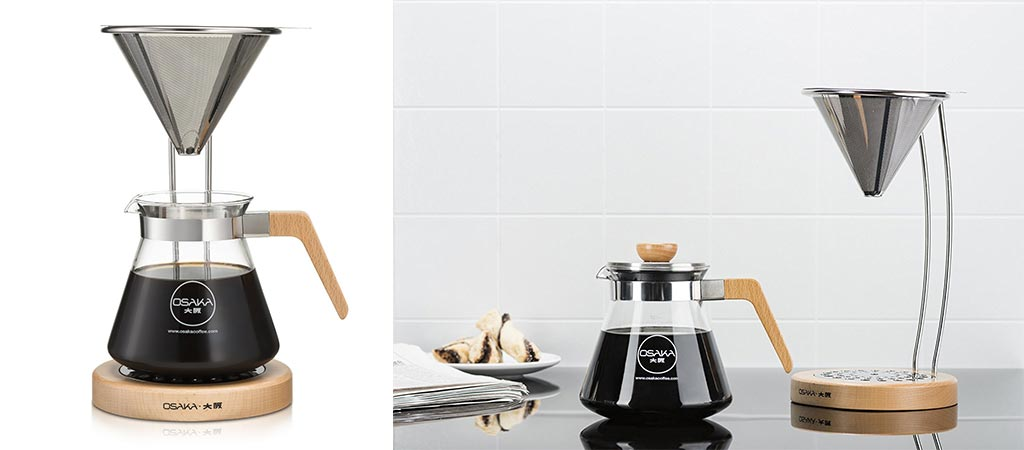 Osaka Pour-Over Coffee Dripper
