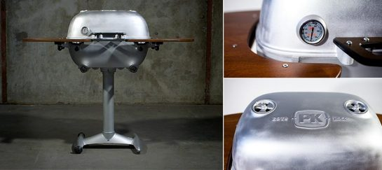PK360 | Charcoal Grill And Smoker