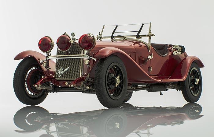Alfa Romeo C 1750 Gran Sport 1930