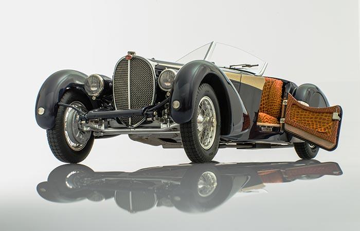 Bugatti 57 SC Corsica Coupe 1938