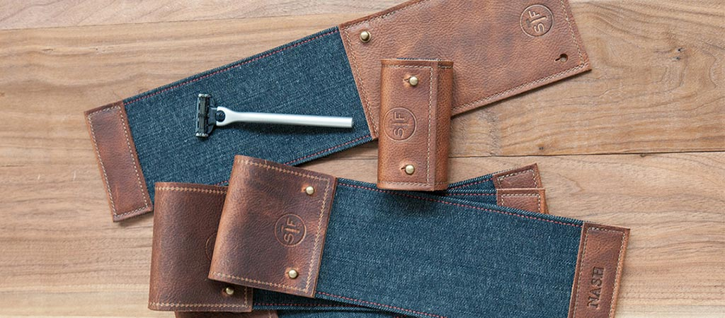 Shaveface Strop Keeps Your Disposable Razors Sharp For Months