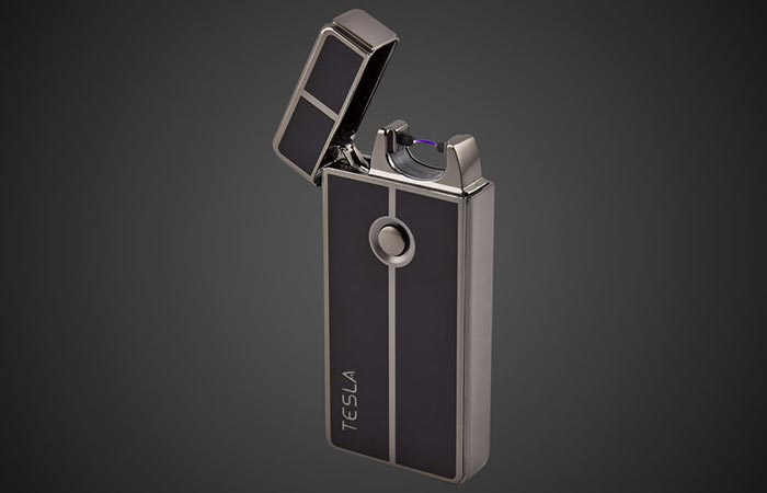 Tesla Coil Rechargeable Lighter