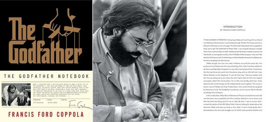 The Godfather Notebook | Coppola's Original Notebook