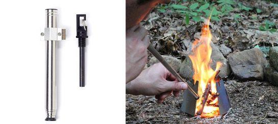 Vargo | A Survivalist Fire Starter