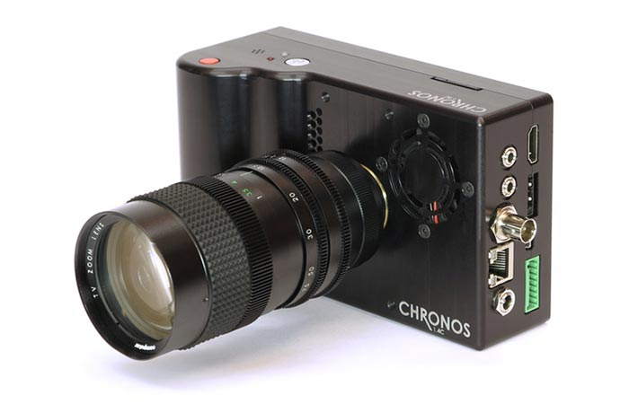 Chronos 1.4 front view