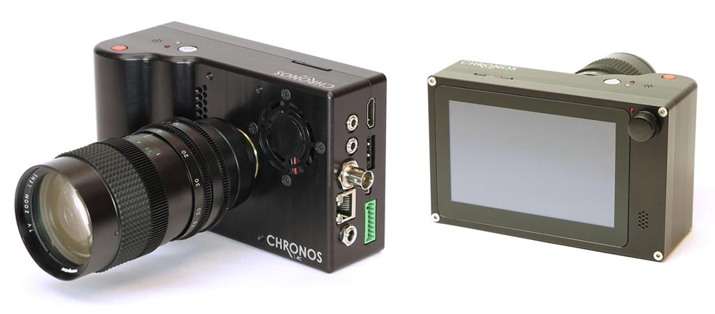 Chronos 1.4 front and back view
