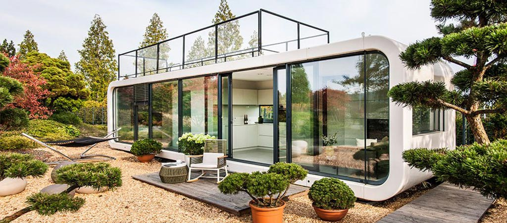 Coodo Prefabricated Modular House
