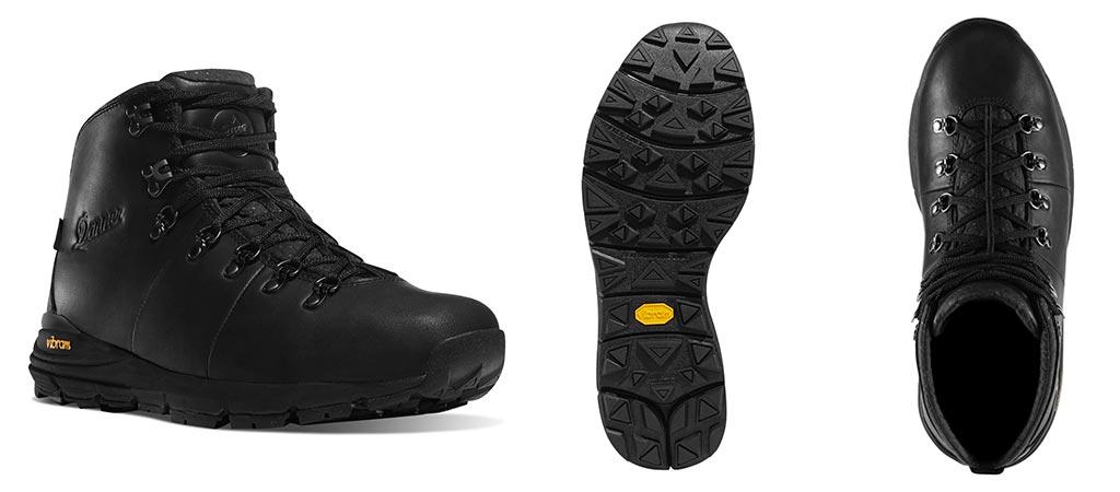 Danner Mountain 600 Carbon Black Boot