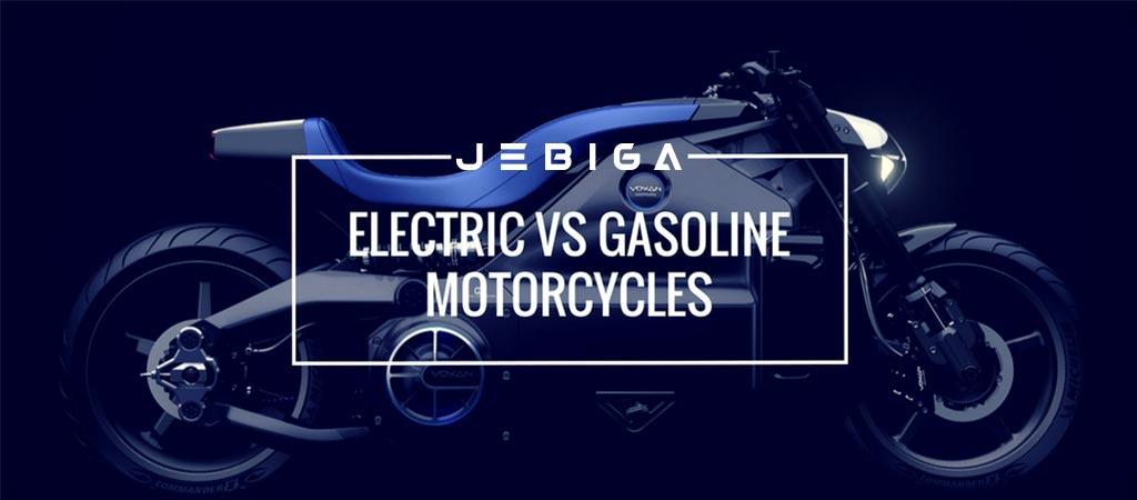 Electric Versus Gasoline Motorcycles