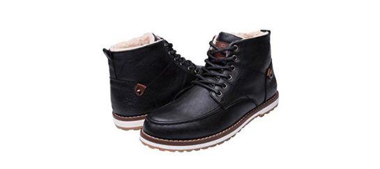 Globalwin Classic Winter Chukka Boots