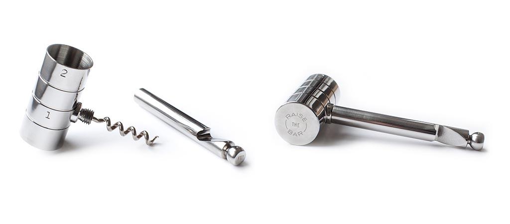 Izola 4-in-1 Bar Tool