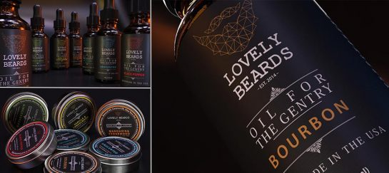 Lovely Beards | 100% Organic Beard Oils And Balms