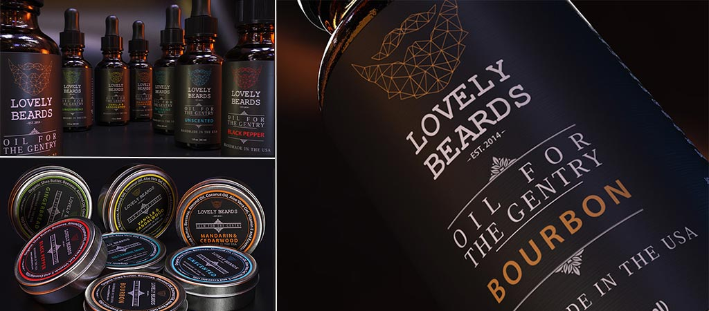 Lovely Beards | Beard Oils And Balms