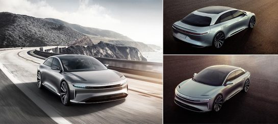 Lucid Motors Air | Ultra Luxurious Electric Vehicle