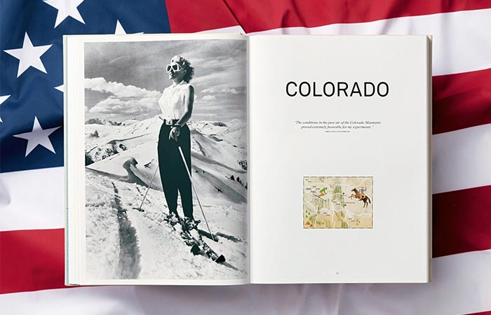 the USA photo book Colorado