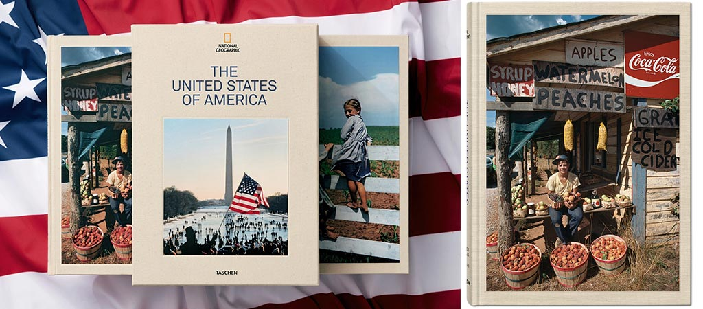 National Geographic: The United States of America