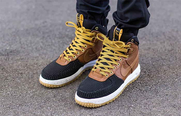 the best attitude 7090f cb480 ... lunar force 1 duckboot Wearing Nike Shoes ...