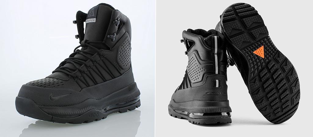 Nike Zoom   Superdome Black Hiking Boot