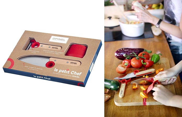 opinel knife set for kids