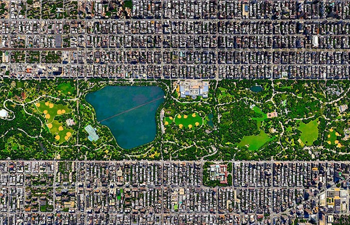 Photo of Central Park in Overview