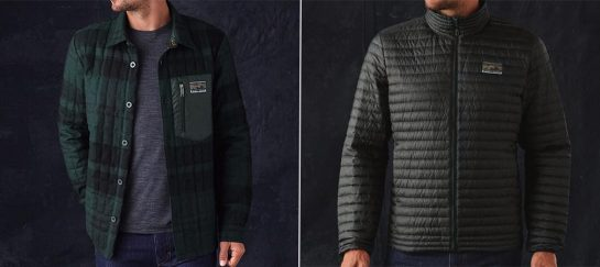 Patagonia Re\\collection | 100% Recycled Down, Polyester & Wool