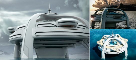 Project Utopia | By Yacht Island Design