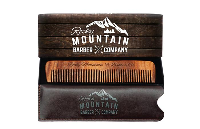 Rocky Mountain The Craftsman Hair Comb