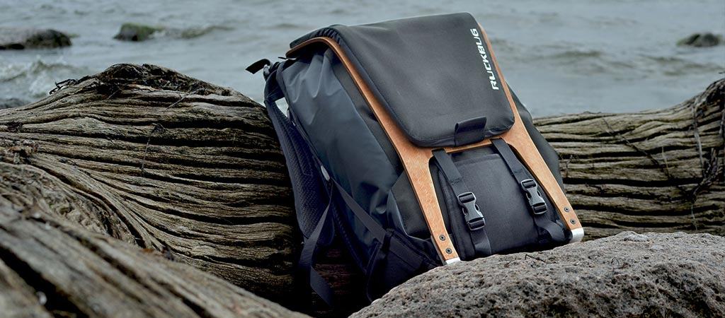 RuckBug Urban Outdoor Backpack