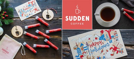 Sudden Coffee | High Quality Instant Coffee