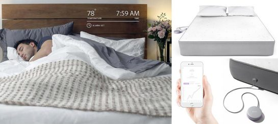 The Eight Sleep Smart Mattress
