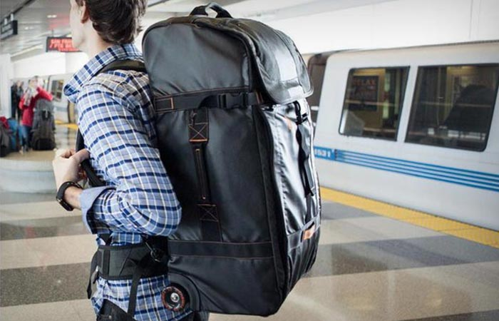 Timbuk2 Aviator Wheeled Backpack