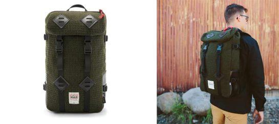 Topo Designs X Woolrich | Klettersack