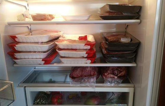 Conor McGregor's fridge