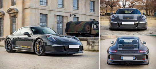 2016 Porsche 911 R | Steve McQueen Tribute