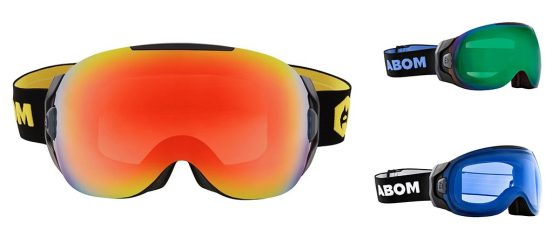 Abom Anti-Fog Ski Goggles