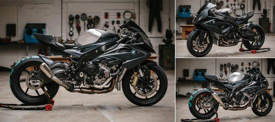 BMW S 1000 RR Turbo | By Motokouture Motorcycles