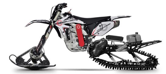 Christini AWD II | Track Snow Utility Bike