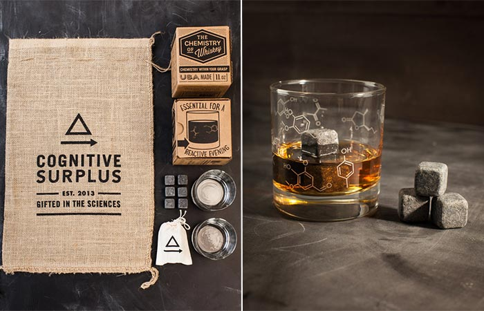 Cognitive Surplus Whiskey Pack