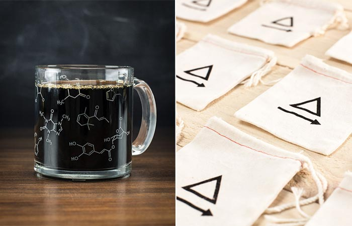 Cognitive Surpluscoffee mug and cloth bags