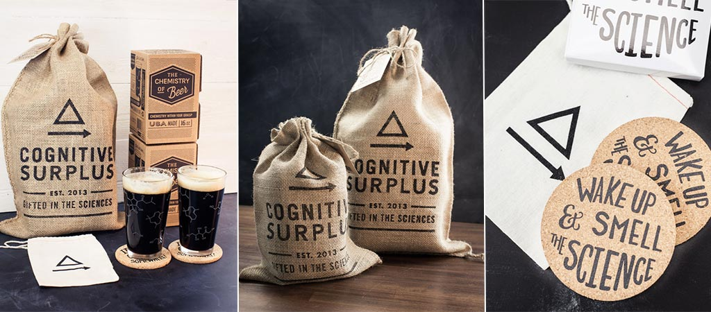 Cognitive Surplus Chemistry Gift Packs
